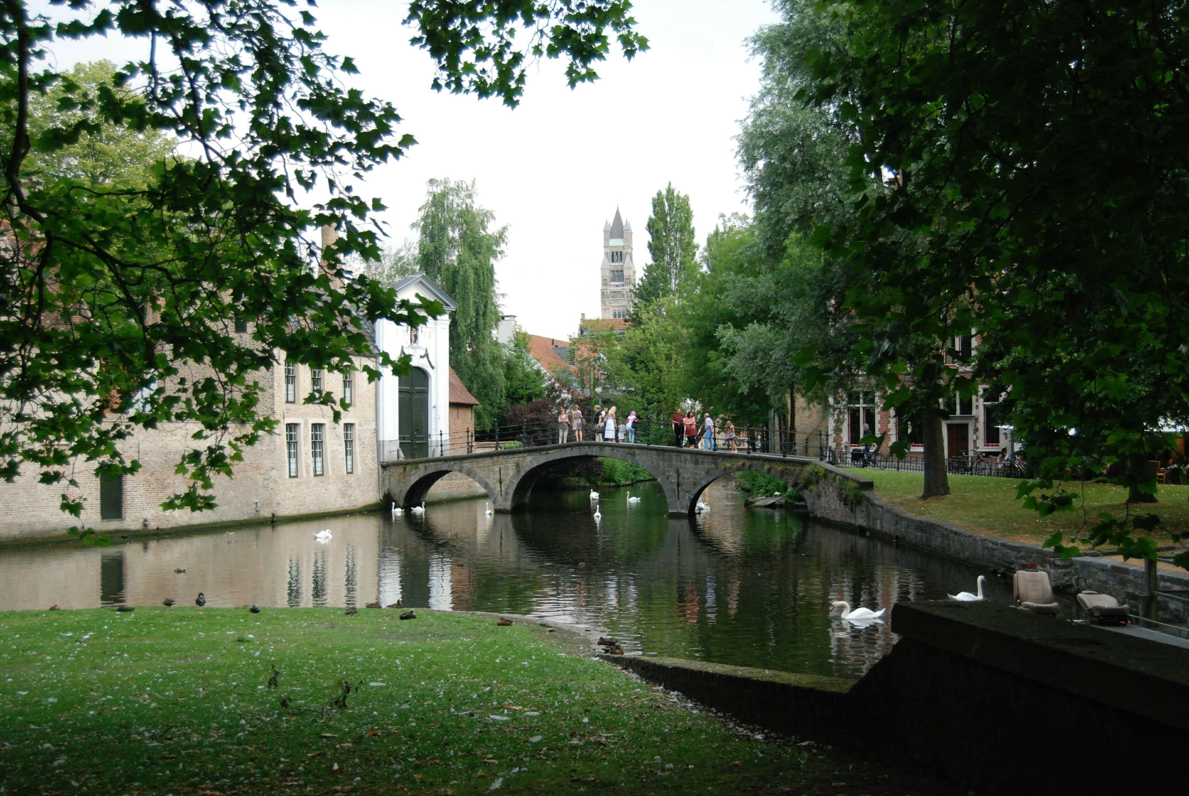 Brugge Begijnhof